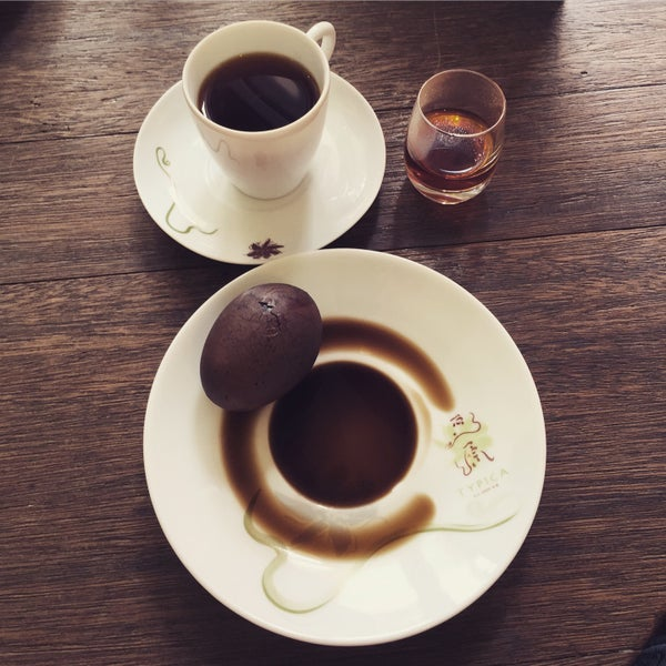 Photo taken at Typica Café by Paul O. on 2/4/2015
