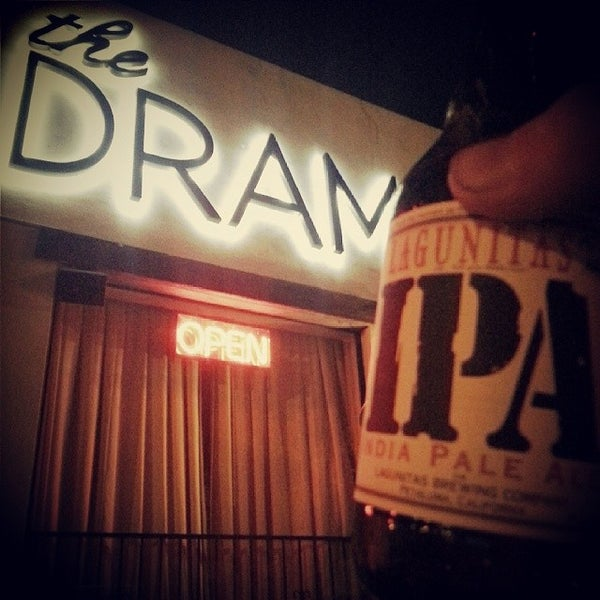 Photo taken at The Dram by Beer P. on 2/14/2014