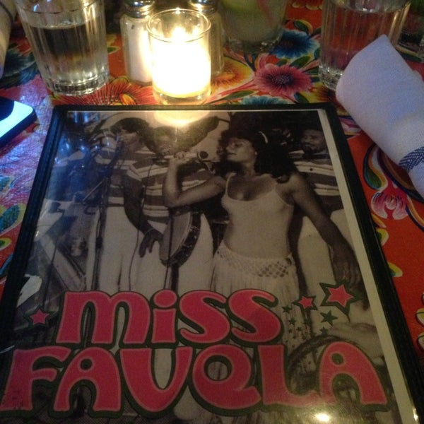 Photo taken at Miss Favela by Carlos M. on 6/2/2013