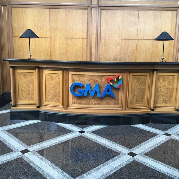 Photo taken at GMA Network Center by Vi J. on 7/23/2016
