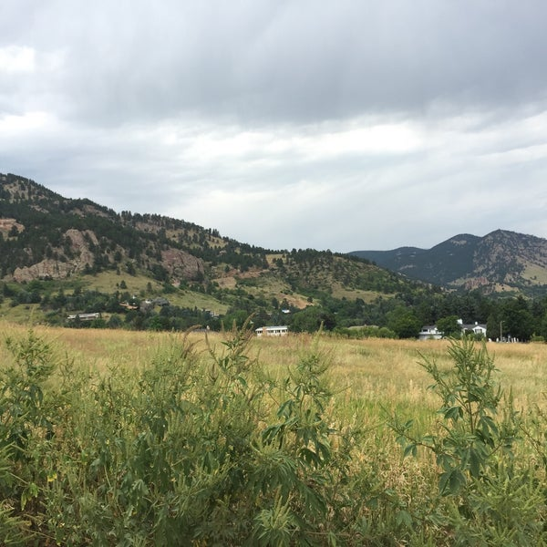 Photo taken at Colorado Chautauqua National Historic Landmark by sama_rama on 8/26/2015