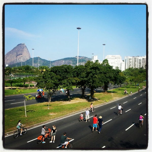 Photo taken at Aterro do Flamengo by Marcelo L. on 5/5/2013