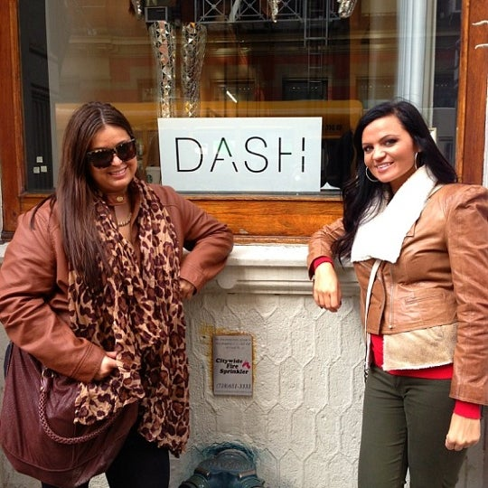 Photo taken at Dash NYC by Carly C. on 10/12/2012