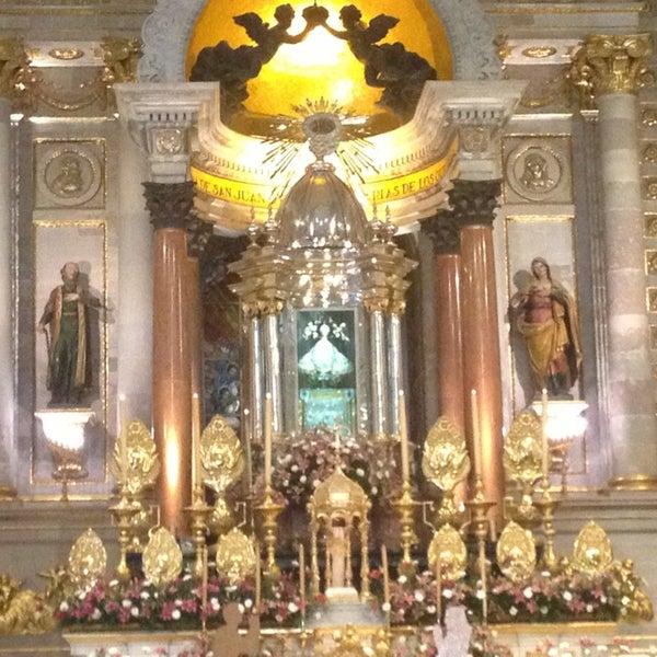 Servicio Virgen grande