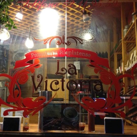 Logo Panaderia Victoria Panaderia la Victoria Por