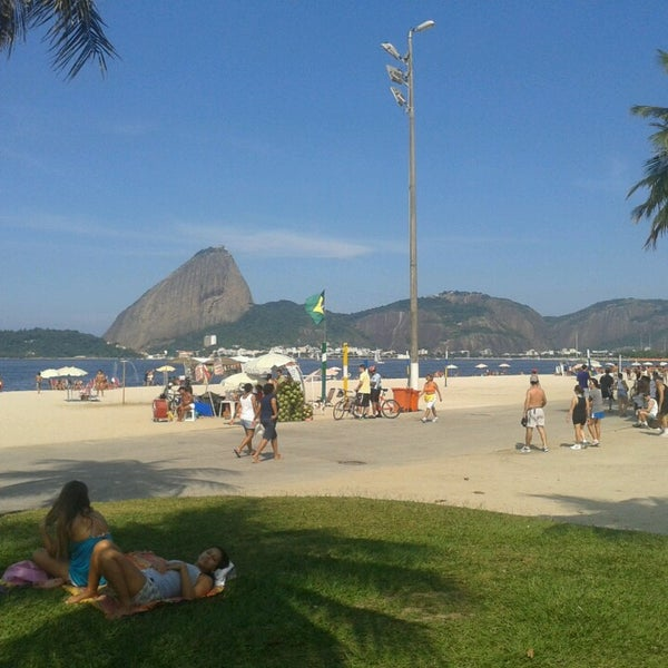 Photo taken at Aterro do Flamengo by Thais F. on 5/1/2013