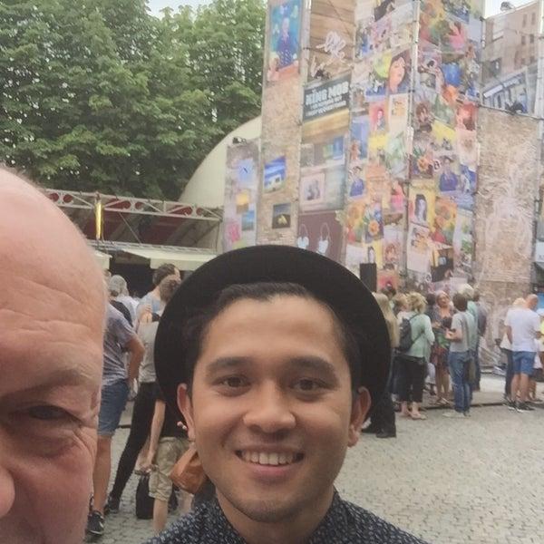 Photo taken at Festivalplein Theaterfestival Boulevard by Henny K. on 8/9/2015