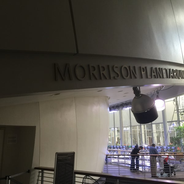 Photo taken at Morrison Planetarium by William d. on 6/11/2016