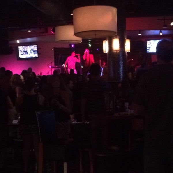 Photo taken at Bar Louie by David C. on 7/4/2014