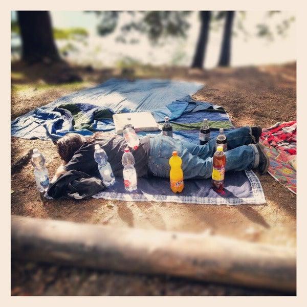 "Photo taken at Lago di Suviana by Fulvio ""Aramil"" C. on 9/16/2012"