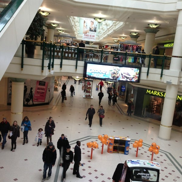Photo taken at intu Bromley by Claire C. on 3/16/2013
