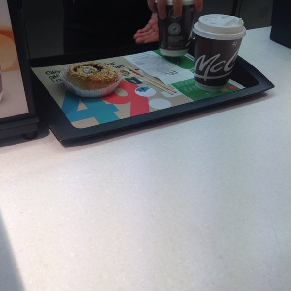 Photo taken at McDonald's by Miguel A. on 1/4/2014