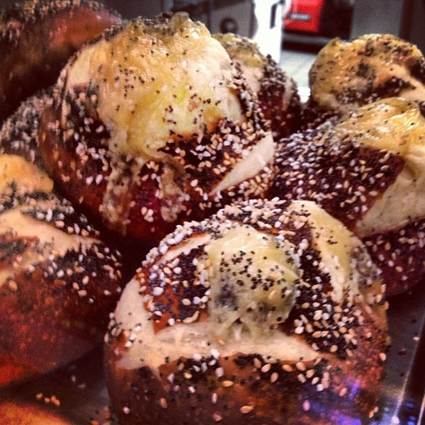 Photo taken at Almondine Bakery by Darwin D. on 4/21/2013