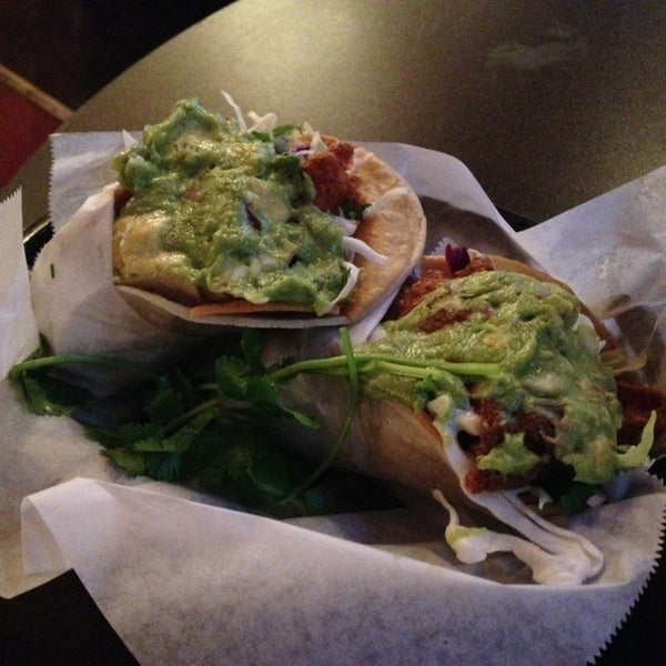 Photo taken at Nick's Crispy Tacos by Josef S. on 3/3/2013