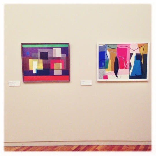 Photo taken at National Gallery of Australia by Kate P. on 11/8/2012