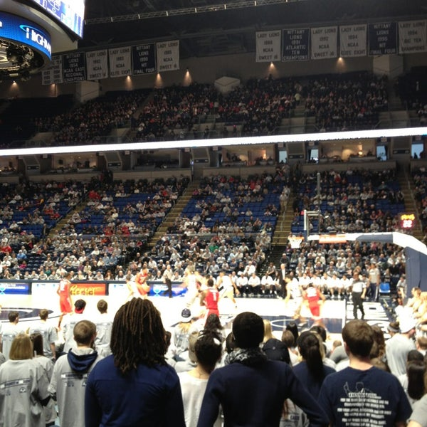 Photo taken at Bryce Jordan Center by John T. on 1/26/2013
