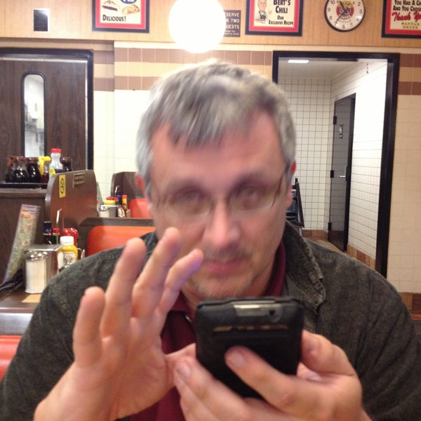 Photo taken at Waffle House by David K. on 4/14/2013
