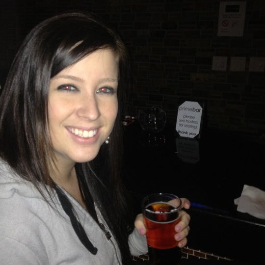 Photo taken at Primebar by michael k. on 2/26/2012