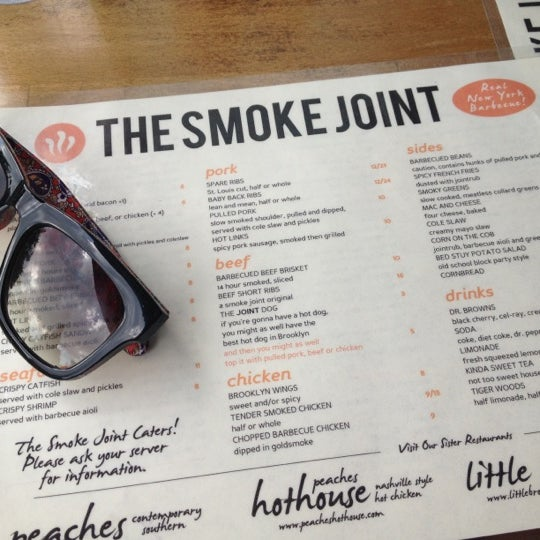Photo taken at The Smoke Joint by Joanne on 6/14/2012