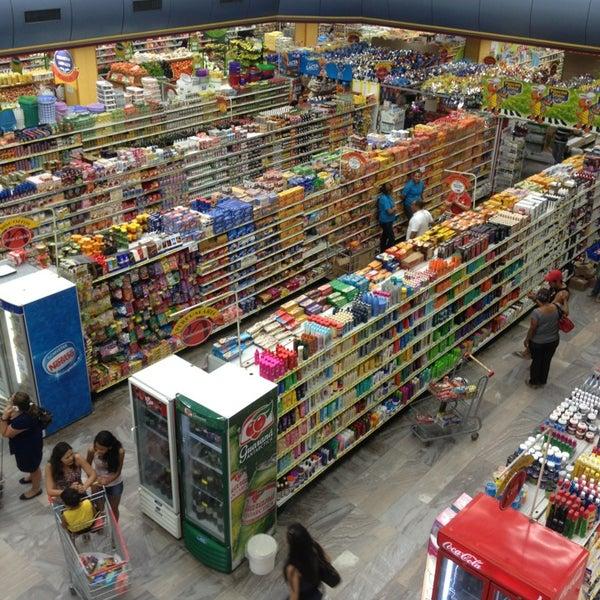 Photo taken at Supermercados Nazaré by Matheus A. on 3/22/2013