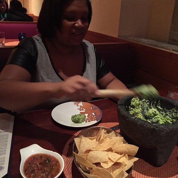 Photo taken at Rosa Mexicano by Nelson N. on 11/10/2014