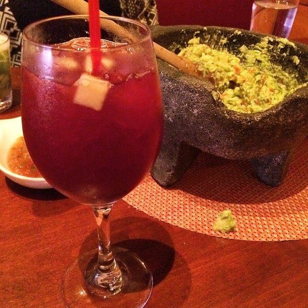 Photo taken at Rosa Mexicano by Nelson N. on 7/29/2014