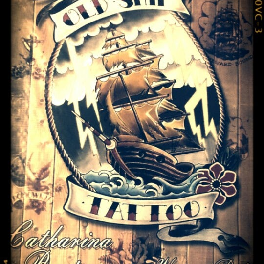 Old Ship Tattoo - 3 tips from 103 visitors
