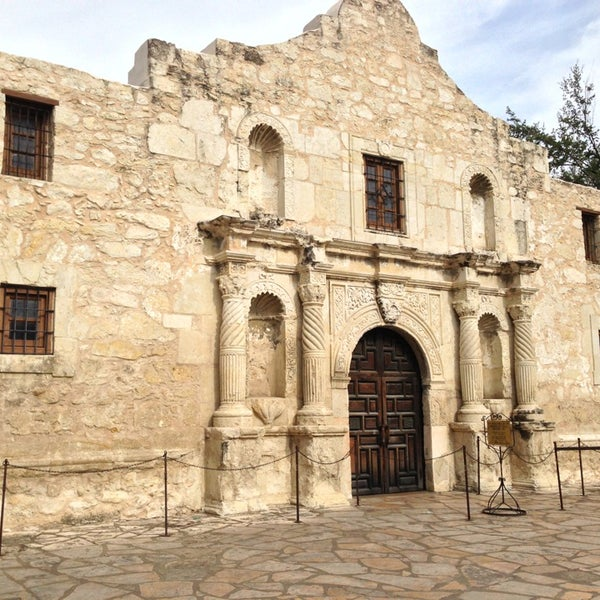Photo taken at The Alamo by Louis V. on 7/8/2013