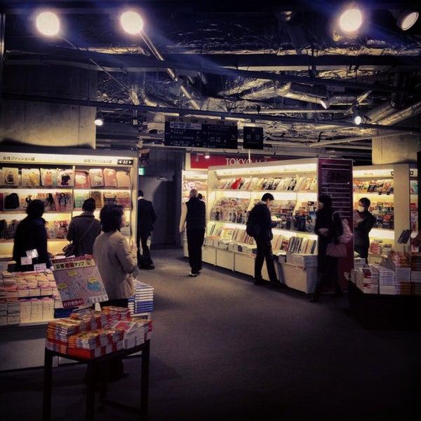 Photo taken at Book 1st. by Udagawa K. on 3/7/2013