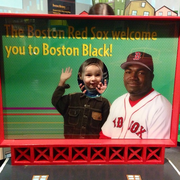 Photo taken at Boston Children's Museum by Matt R. on 4/11/2014