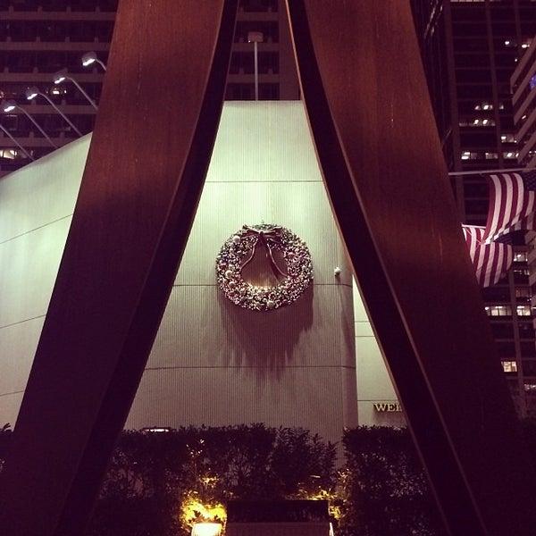 Photo taken at SEPTA: 15th Street Station (MFL/TRL) by Lola W. on 12/12/2013