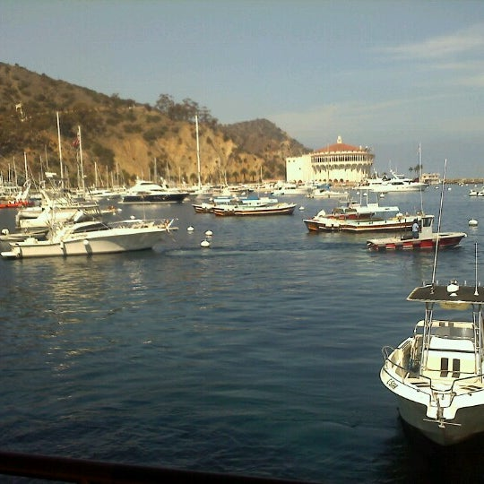 Photo taken at Santa Catalina Island by Natalie H. on 9/27/2012