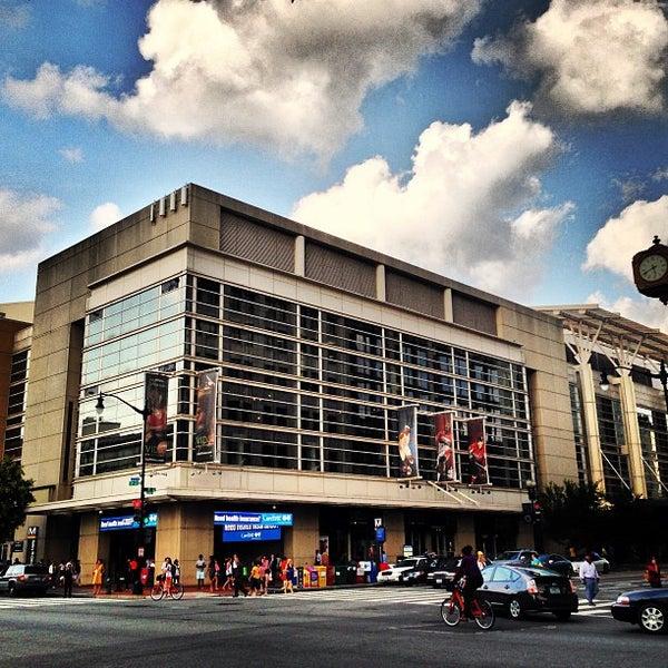 Photo taken at Verizon Center by Gianluca F. on 8/28/2013