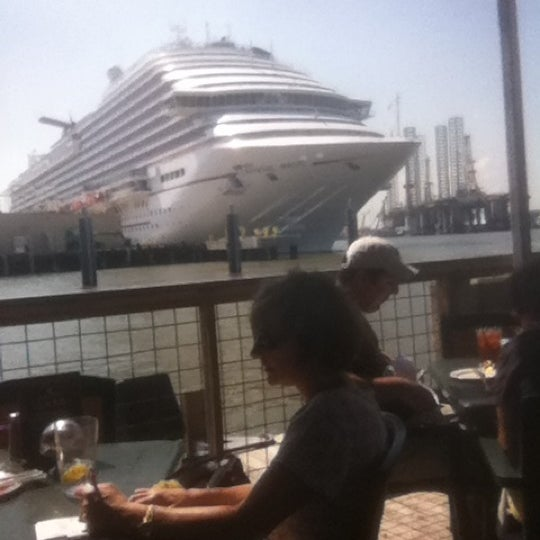 Photo taken at Fisherman's Wharf by Christopher W. on 4/8/2012