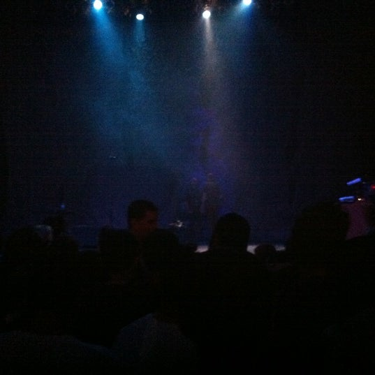 Photo taken at The Rialto Theatre by Mikey A. on 4/17/2012