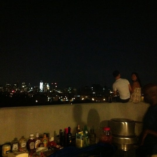 Photo taken at BKPenthouse by Polish Bar T. on 10/29/2011