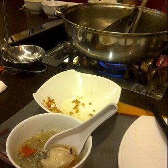 Photo taken at I-ta Suki by Rosita H. on 1/24/2012