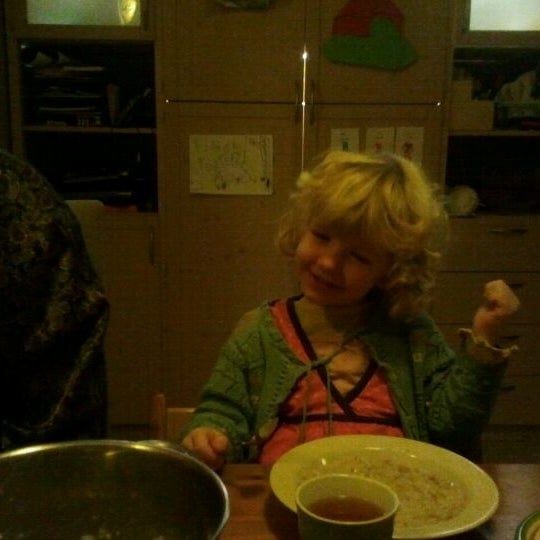 Photo taken at Breakfast Table by Elza v. on 12/8/2011