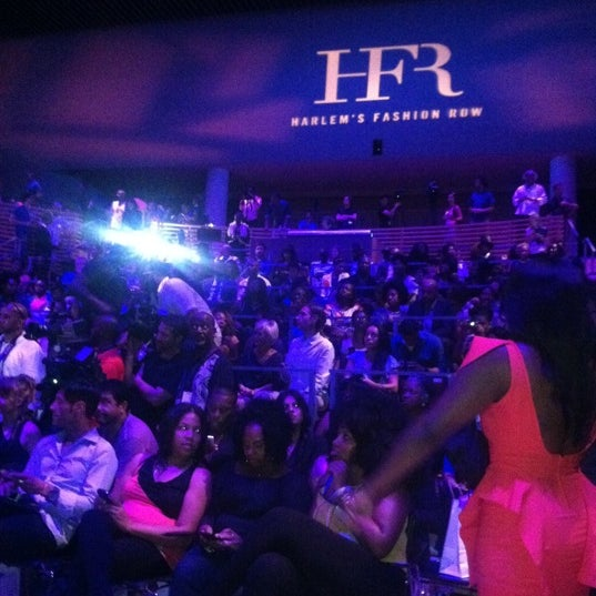 Photo taken at Rose Theater by The Fashion B. on 9/8/2012