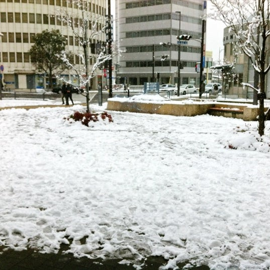 Photo taken at Ōtsu Station by Satoshi S. on 2/18/2012