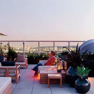 Swanky rooftop bars for Swanky hotel