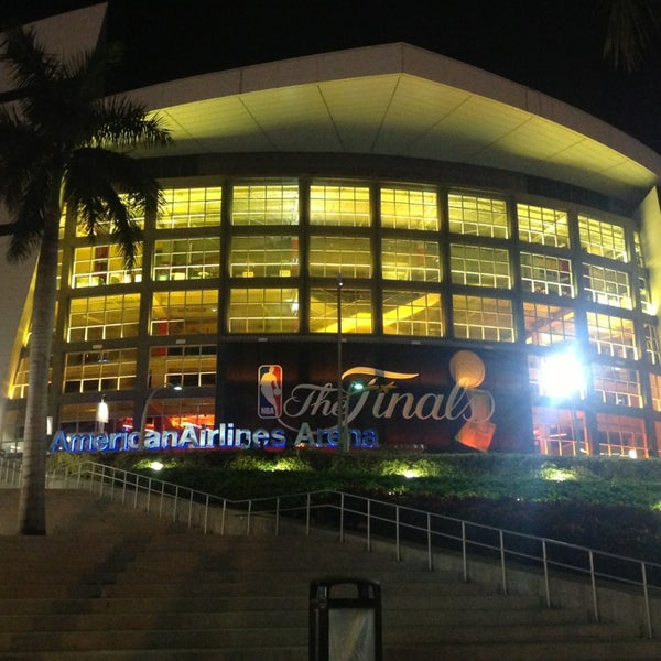 Photo taken at American Airlines Arena by Danica Jane L. on 7/5/2013