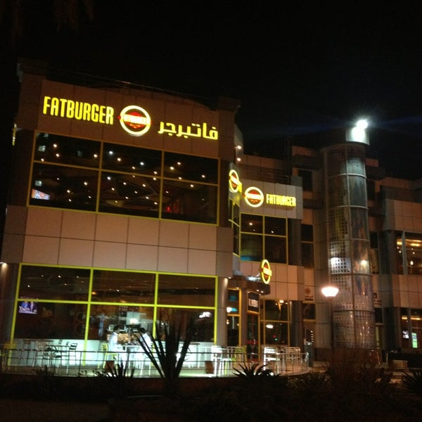 Photo taken at Fatburger by Faisal A. on 3/9/2013