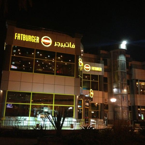 Photo taken at Fatburger | فات برجر by Faisal A. on 3/9/2013