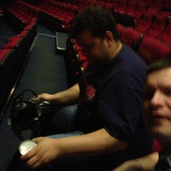 5/28/2013 tarihinde Илья Д.ziyaretçi tarafından Кинотеатр «Россия»'de çekilen fotoğraf