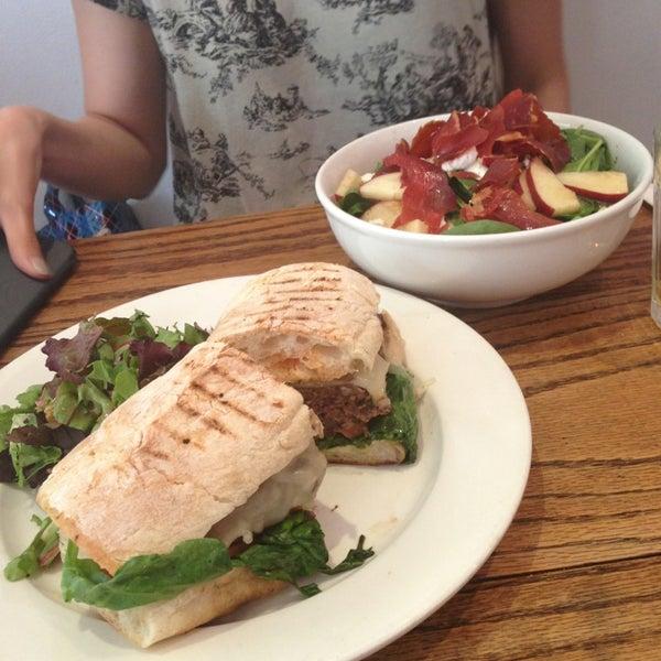 Photo taken at Ruby's Café by Na C. on 6/16/2013