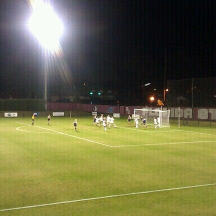 Photo taken at The Seminole Soccer Complex by DJ Evol E. on 11/24/2012