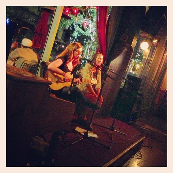 Photo taken at The Gypsy Den Grand Central Café by Dan T. on 10/14/2012