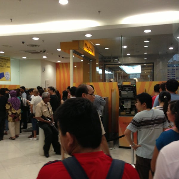 Photo taken at Maybank by Absolute P. on 3/29/2013
