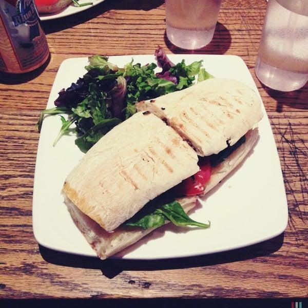 Photo taken at Ruby's Café by Stan A. on 9/18/2013